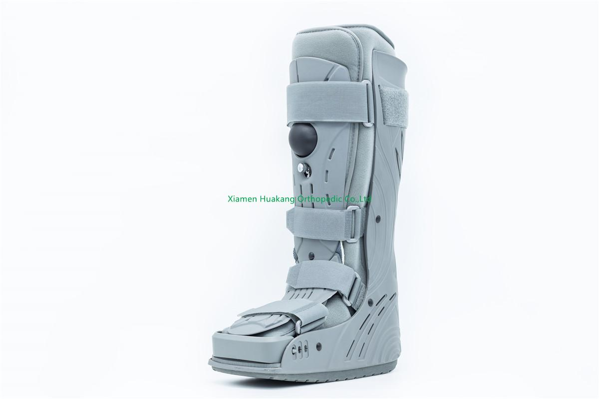 Pneumatic cam walking boots stabilizers manufacturer