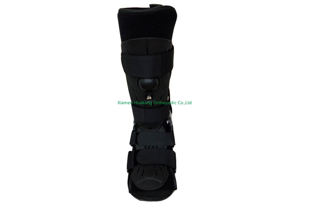 Air cast walking boot walker braces