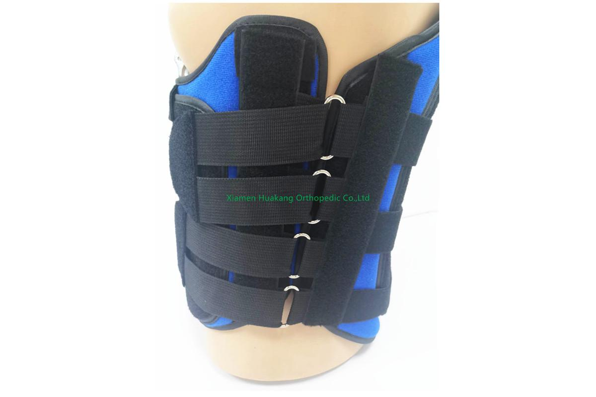 Thoracolumbar brace LSO Spinal support
