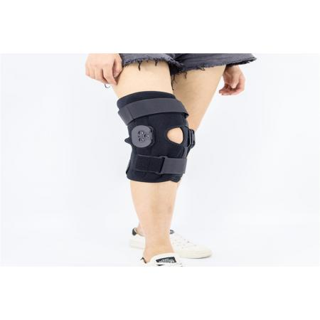 Adjustable PCL ROM  knee braces